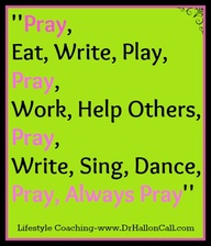 ''Pray, Eat, Write,