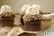 Toffee Crunch Cupcak