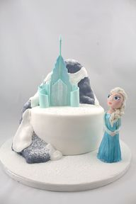 Frozen. Elsa and her