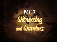 Witnessing and Wonde