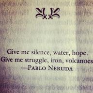 Struggle, iron, volc