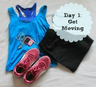 Day 1: Get Moving fr
