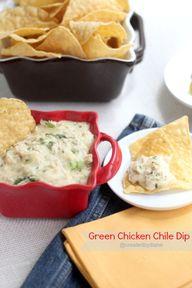 Green Chicken Chile
