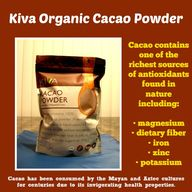 ► ► ►Cacao is one of