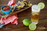 Cinco-chelada beer a