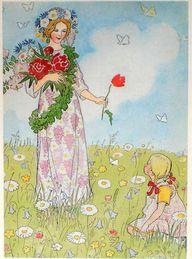 Elsa Beskow: 'Fairy