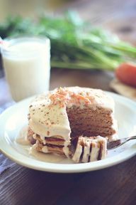 Carrot Cake Protein