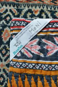 These kantha quilts