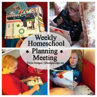 Weekly #Homeschool M