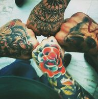 ink-fist