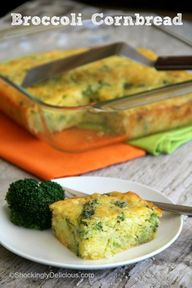 Broccoli Cornbread |