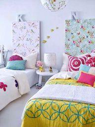 DIY WallpaperHeadboa