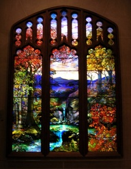 Tiffany Stained Glas