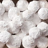 Almond Snowball Cook
