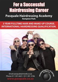 We are interviewing 2018 Prospective Learners now. Go onto our website www.pasquale.co.za. Click on Academy, click on Application and Payment Options PDF. Print. Complete and send by Fax or email to address supplied. Learn - Create and Have Fun. — with Yvonne Bryson, Julia sudyka, Pasquale Hairstylist, Pasquale Hairstylists and Pasquale Academy.