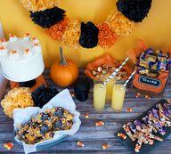 Halloween Candy Bash