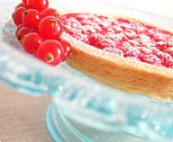Red current tart