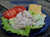 Easy Tuna Salad Reci