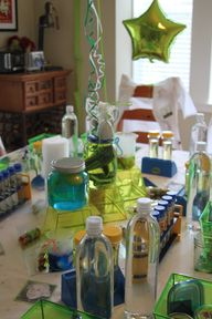 Mad Science Party -