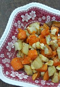 Roasted Vegetables -
