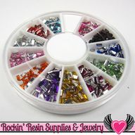 Nail Art Wheel RECTA
