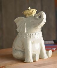 Ceramic Elephant Coo