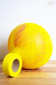 DIY drywall tape lig