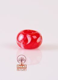 Dread Beads - Red Ca