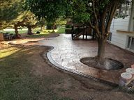 Stamped Concrete | E
