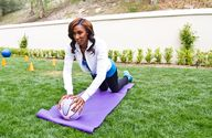 Lisa Leslie #fitness