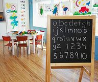 6 Types of Preschool