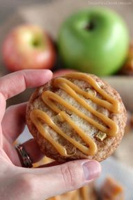 Caramel Apple Snicke