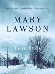 Road Ends by Mary La