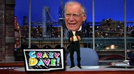 Ha! Letterman's shou