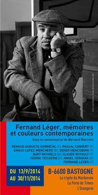 Fernand Léger, mémoi