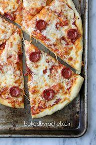 Cornmeal Pizza Dough...