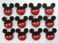 Recipe: Mickey Mouse