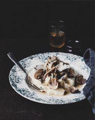Mushroom Ragu with P