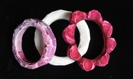 carved bangles - Pam