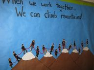 """Mountain Climbing """"T"""