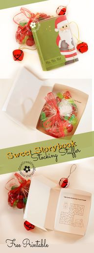 DIY Sweet Storybook