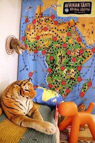 Africas Star board g