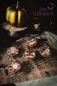 Halloween Sugar Cook