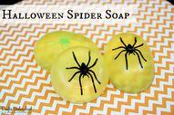 DIY Spider Halloween