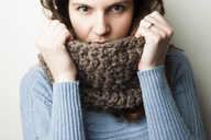 Hand Crocheted Cowl