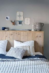 Tête de lit en palette : 39 inspirations pour votre chambre