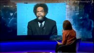 Cornel West on #Ferg