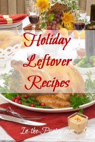 FREE Holiday Leftove