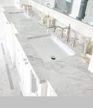 super white granite for elegant bathroom and kitchen countertops