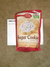 Sugar Cookie mix fro